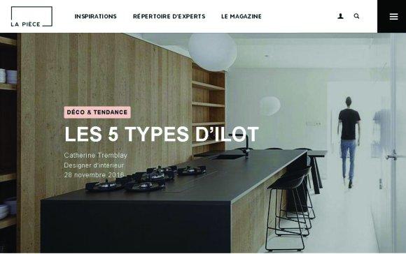 Interior Design Articles. Catherine Tremblay Designer